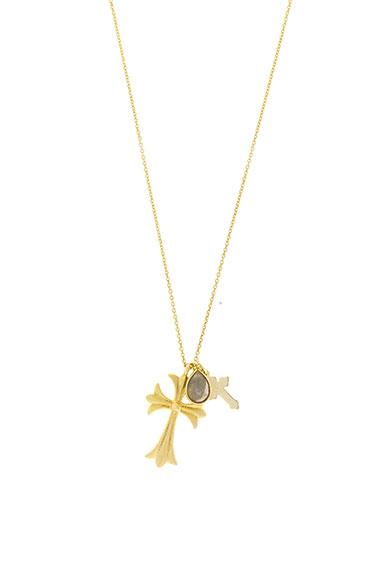 la-coqueta-lola-gargantilla-crosses-labratoria-oro-2enespiral