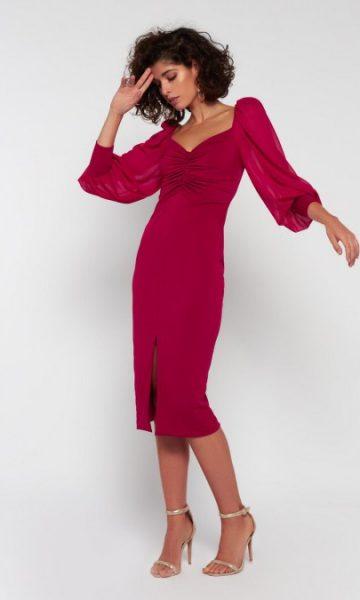 la-coqueta-lola-vestido-cardenas-rojo-cho-atelier